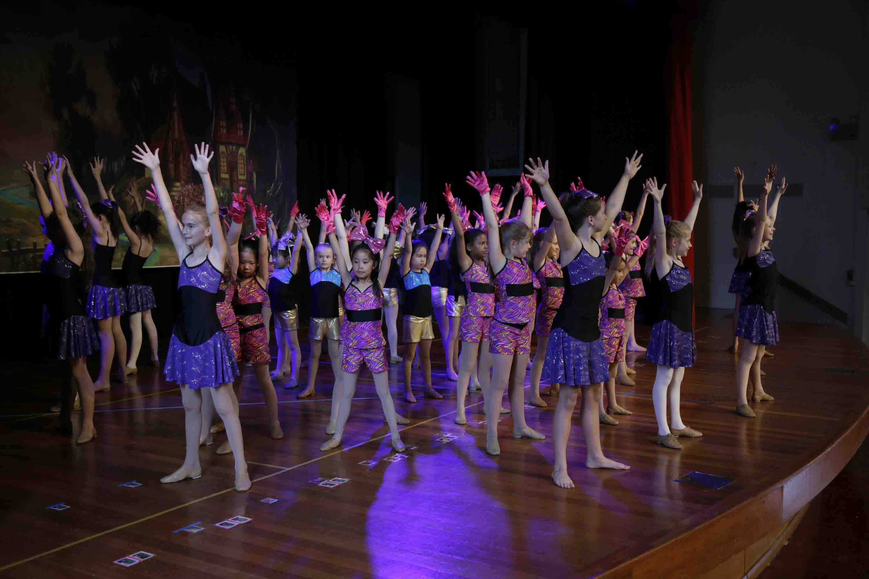 Junior School Dance Concert Highlights