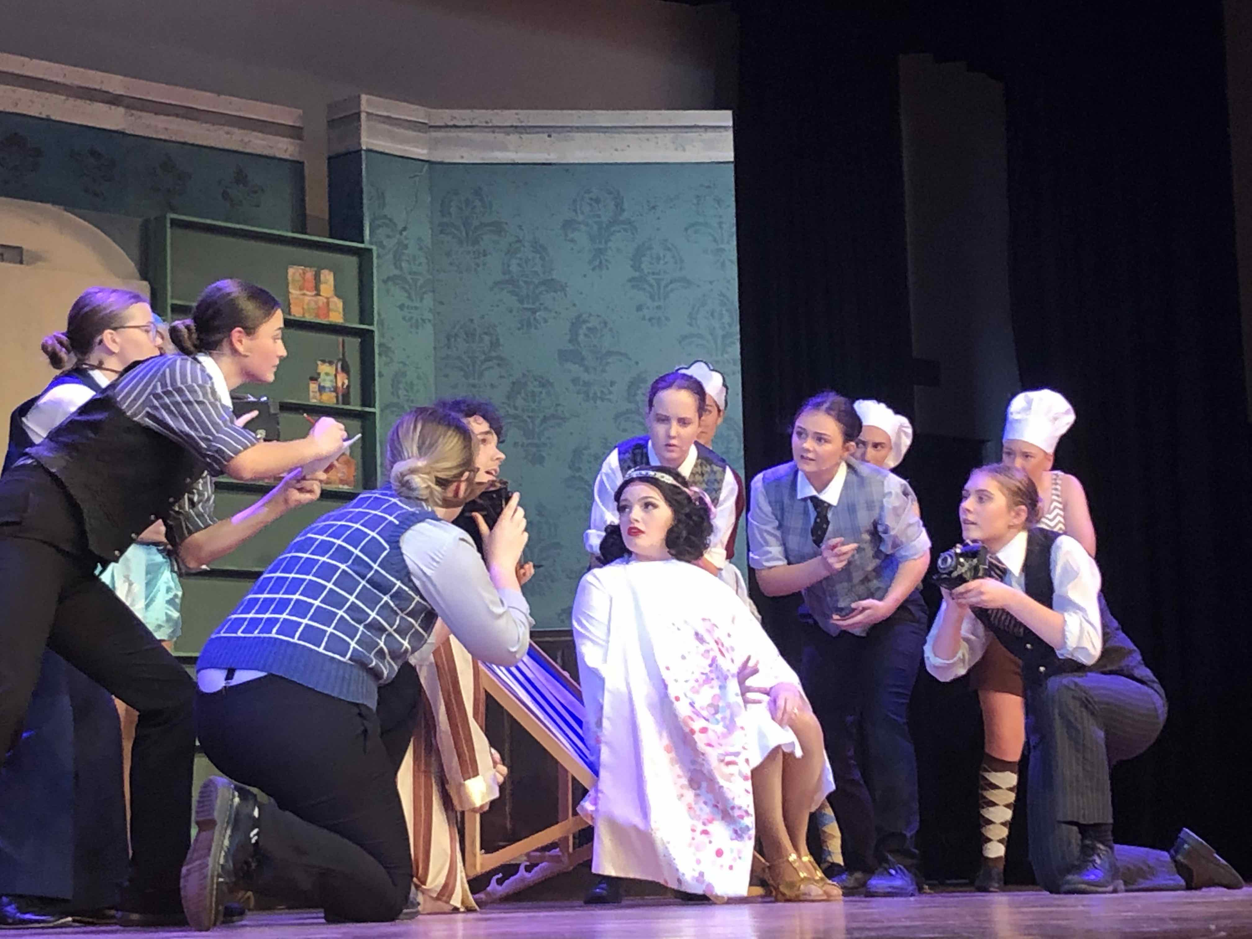 Broadway comes to Mentone